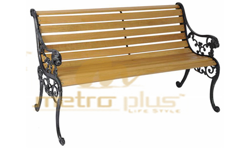 Cast Aluminium Bench