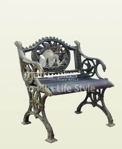 Cast Aluminium Chair