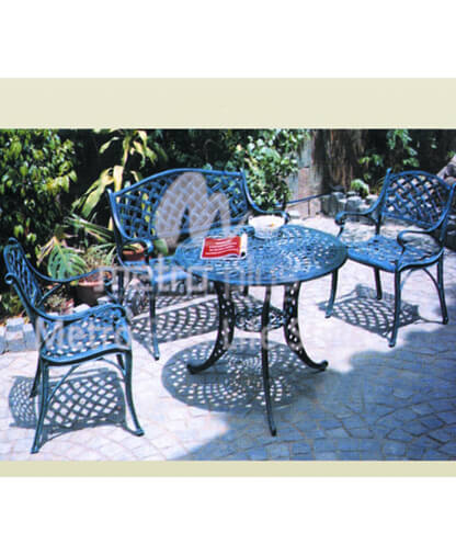 Cast-aluminium-sets