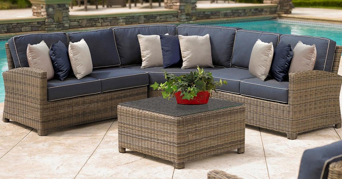 Mobilier d'extérieur: Achetez la meilleure table à manger d'extérieur, ensemble de chaises d'extérieur