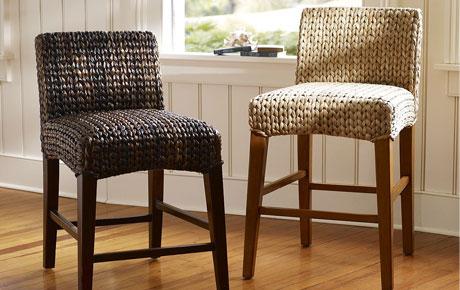 designer wicke bar stool wicker rattan bar stools manufacturers